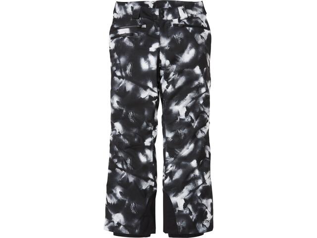 Marmot Slopestar Pantalones Mujer, negro/gris